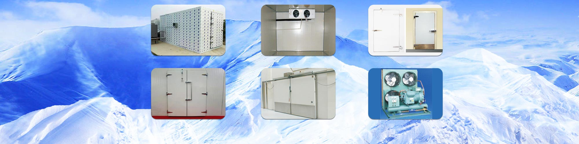 XUEYU Cold Room Products