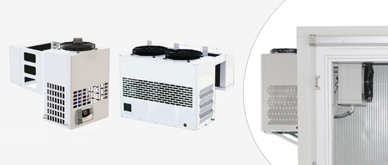 Monobloc Cooling Devices